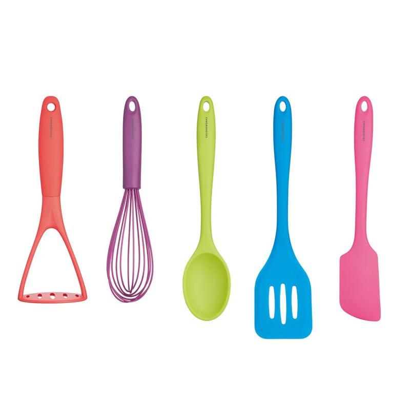 Set med Köksredskap, 5 delar - Kitchen Craft