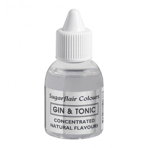 Smaksättning Gin &Tonic - Sugarflair