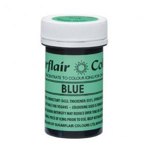 Blå Pastafärg NatraDi - Sugarflair