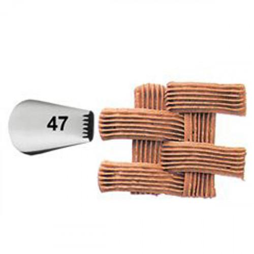 Korgtyll nr 47 - Wilton
