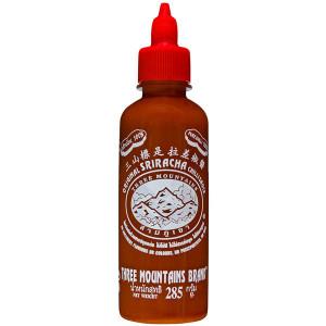 Sriracha 285g - Three mountains