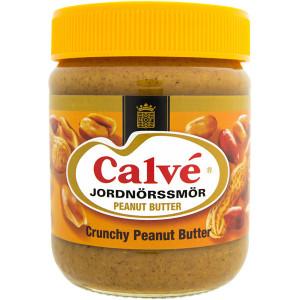 Jordnötssmör Crunchy - Calvé