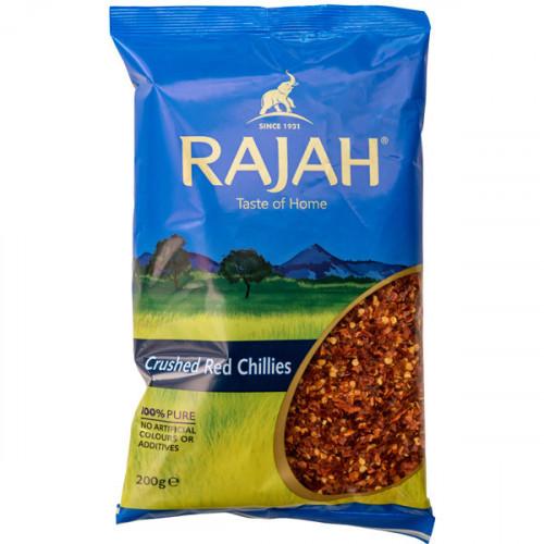 Chili Flakes 200g - Rajah