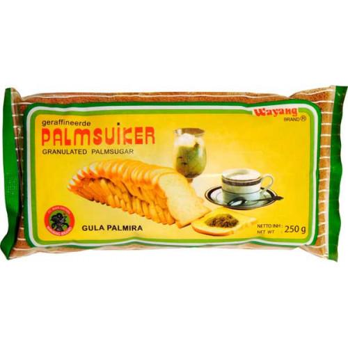Palmsocker 250 g