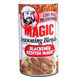 Blackened Redfish Magic Kryddmix