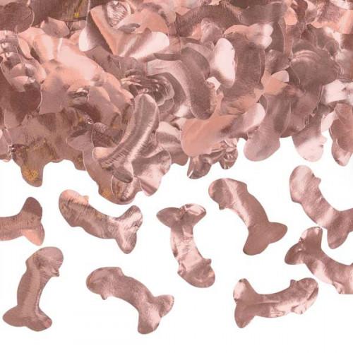 Konfetti rosé till möhippa - PartyDeco