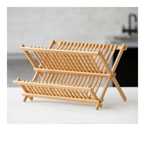 Diskställ Bambu, 42 x 35 - Funktion