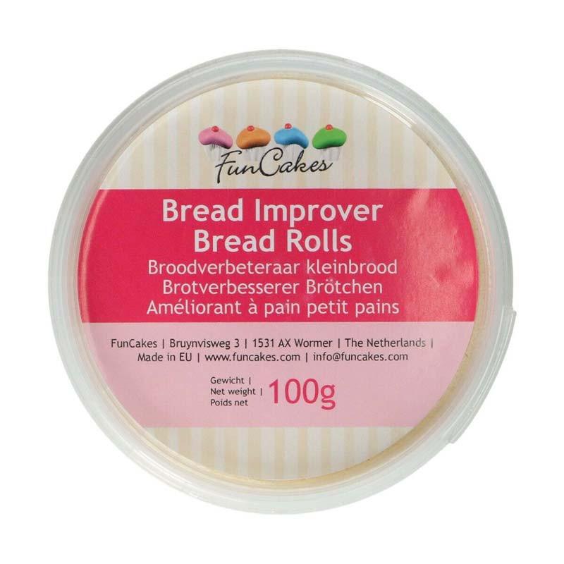 Brödförbättrare Småfranska - FunCakes