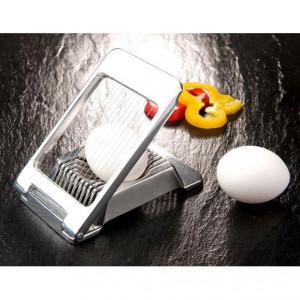 Äggdelare, Aluminium - Funktion