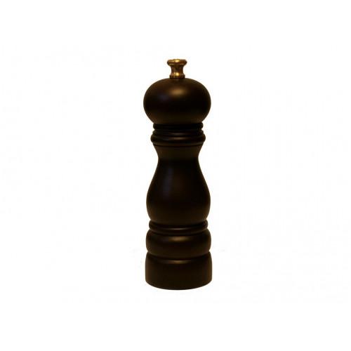Saltkvarn 18 cm, brun trä - Lidrewa