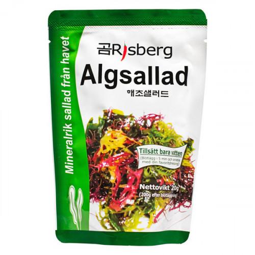 Algsallad 20g - Risberg