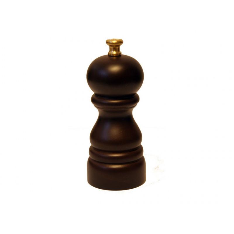 Saltkvarn 11,5 cm, brun trä - Lidrewa