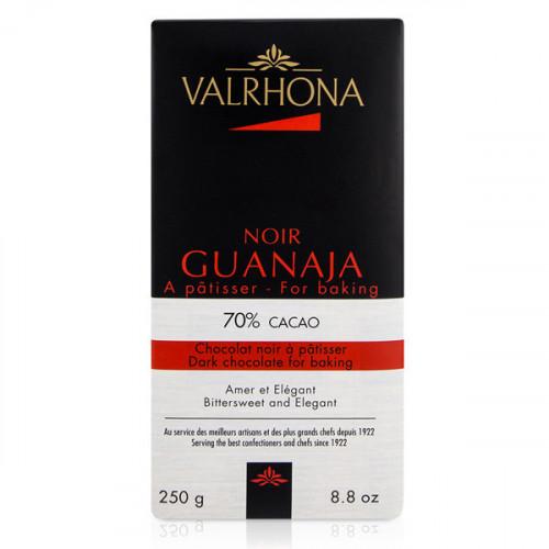 Chokladkaka Guanaja Mörk, 250g - Valrhona