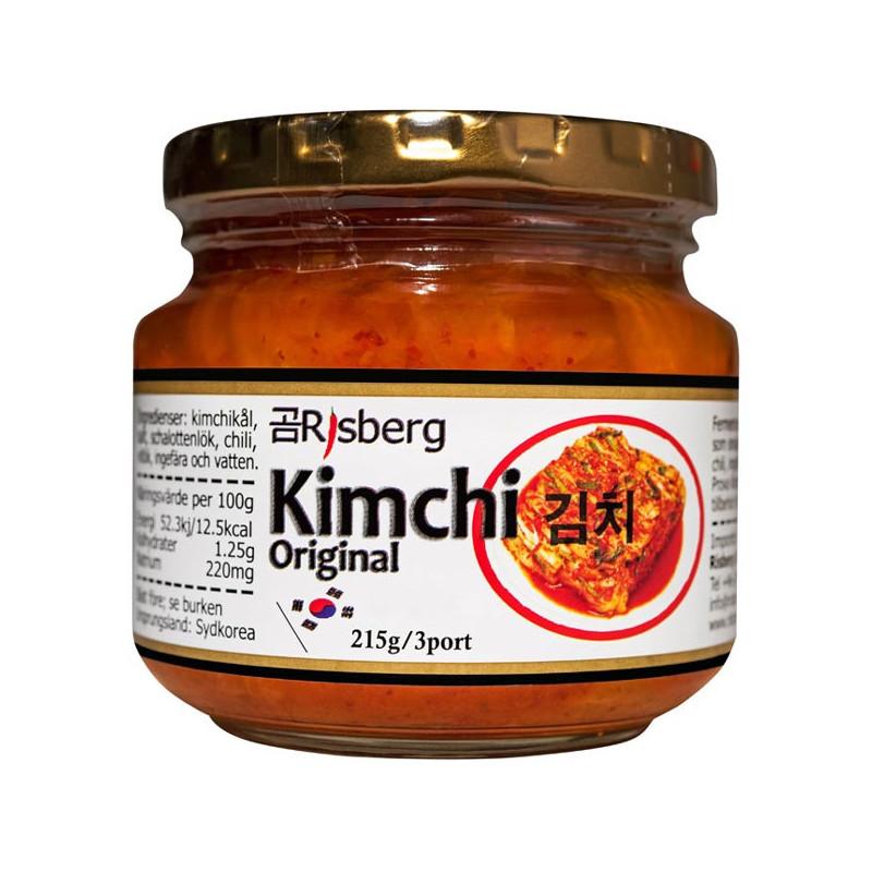 Kimchi, 215g - Risberg
