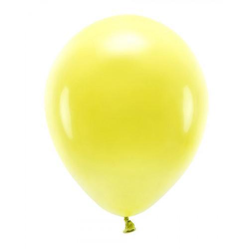 Eko Ballonger, Gula 10-pack