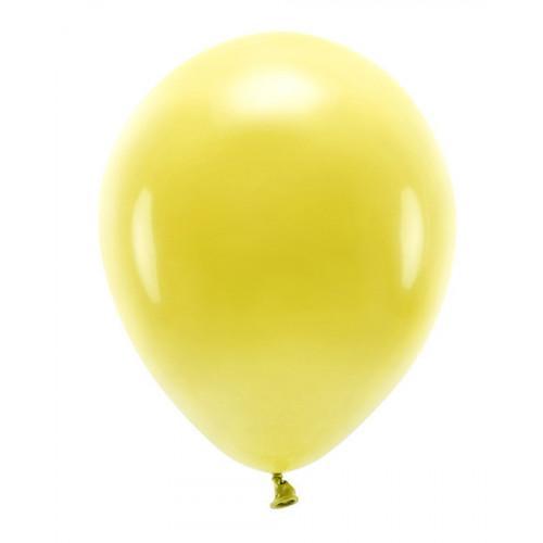 Eko Ballonger, Mörkgula 10-pack