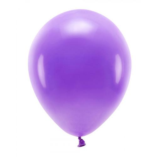 Eko Ballonger, Lila 10-pack