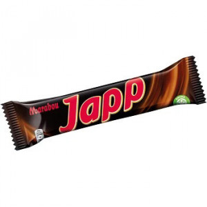 Choklad Japp