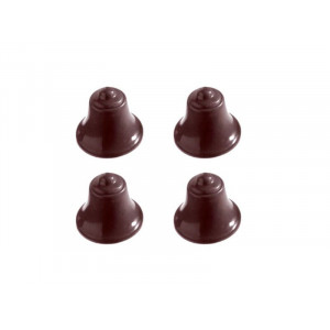 Pralinform Klocka - Chocolate World