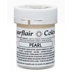 Chokladfärg Pearl - Sugarflair