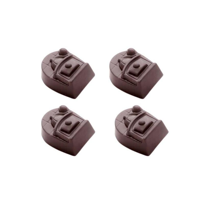 Pralinform Kaffekvarn - Chocolate World