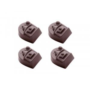 Chocolate World Pralinform Kaffekvarn