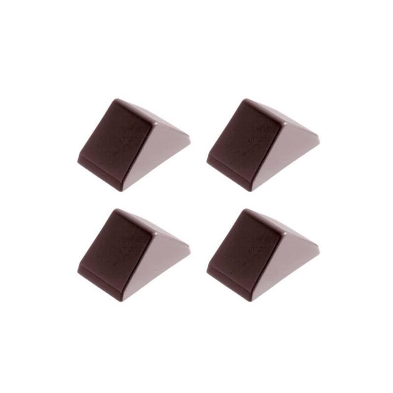 Pralinform Triangel - Chocolate World