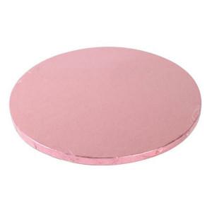 Tårtbricka Rosa, 25,4 cm - FunCakes