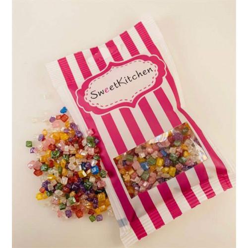 Strössel sockerstenar, SweetKitchen