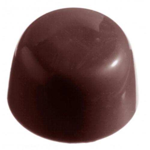 Chocolate World Pralinform CW2207 Kupol Ø3 cm