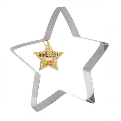 Utstickare, Stjärna XXL - ScrapCooking