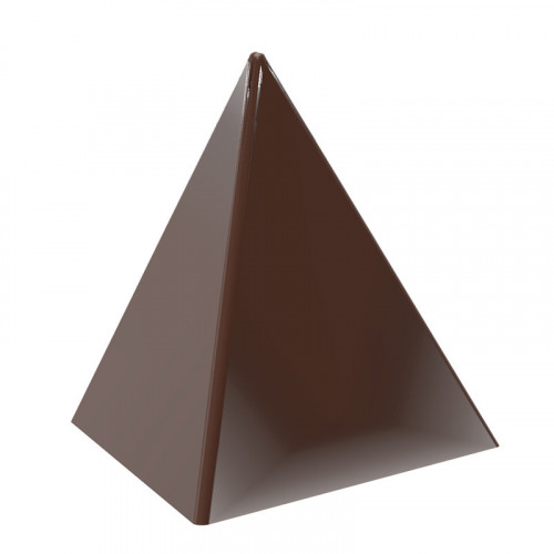 Chocolate World pralinform Top of Pyramid CW1680