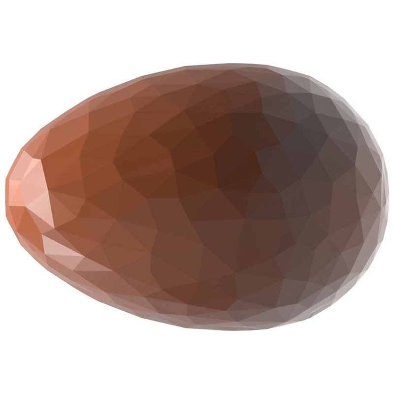 Chocolate World Pralinform Diamantägg Ø 33 mm
