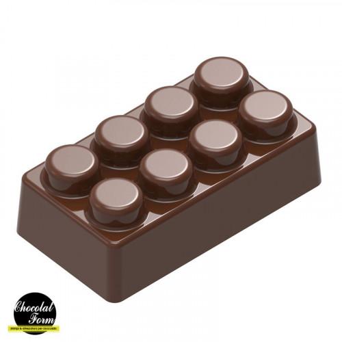 Chocolate World Pralinform Lego CF0233