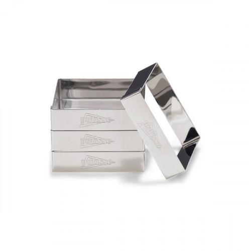 Patisse - Tart Ring 8 x 8 cm