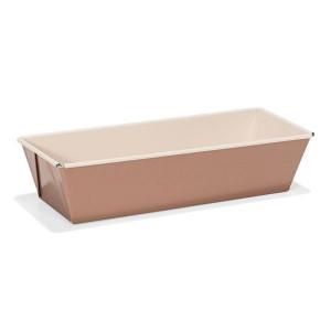 Brödform av metall, 25 cm, ceramic