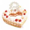 Love, Cake Topper - ScrapCooking