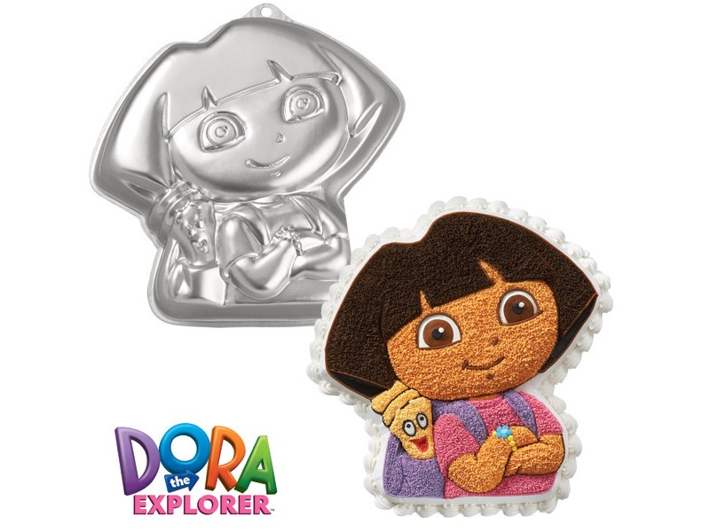 Wilton Bakform, Dora the Explorer