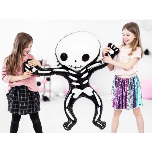 Folieballong Skelett - PartyDeco
