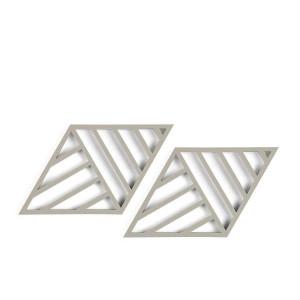 Rhombus Lines Grytunderlägg 2 st