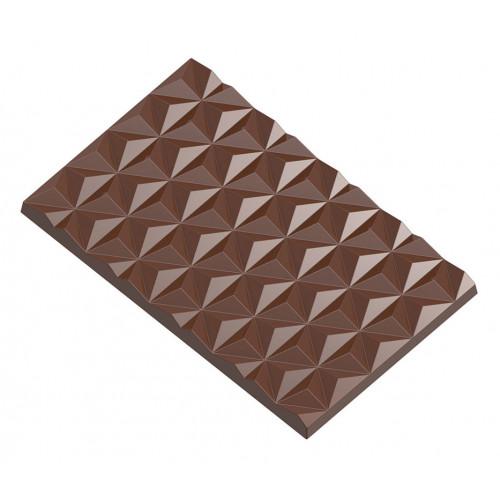Pralinform, Stjärnmönster CW12006 Chocolate World