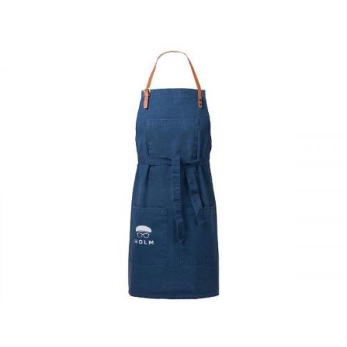HOLM - Förkläde, Blå 80 x 90