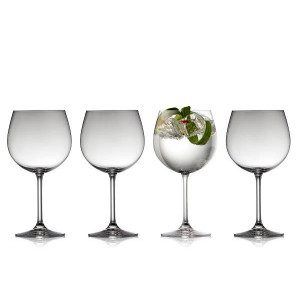 Lyngby Juvel Gin & Tonic glas 4 st