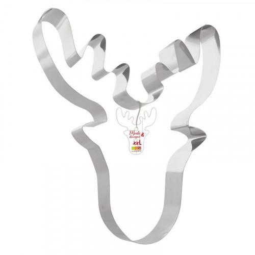 XXL Utstickare Ren 33.6 x 30 cm