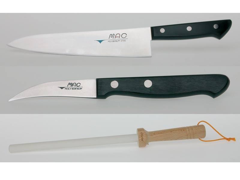 MAC Knivset, startset