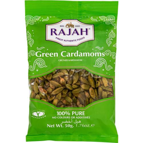 Kardemumma Grön, Rajah - Werners Gourmetservice