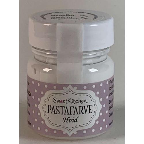 Vit Pastafärg - SweetKitchen