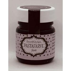 Svart Pastafärg - SweetKitchen