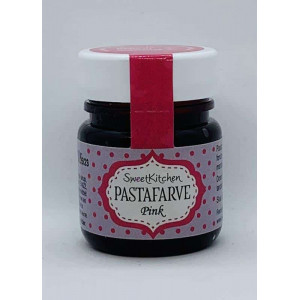 Rosa Pastafärg - SweetKitchen