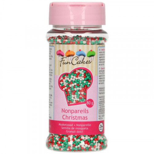 Strössel Nonparelis Christmas - FunCakes